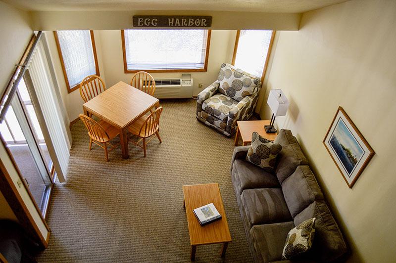 Spinnaker Loft Suite Door County Landing Resort