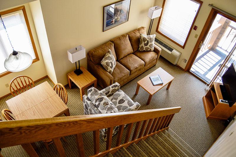 Captains Loft 2 Bath Suite Door County Landing Resort