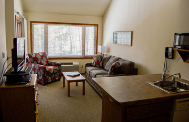 Flagship Suite at Landing Resort Door County