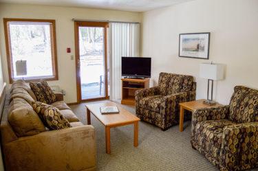 Landing Resort Navigator Suite Door County Lodging