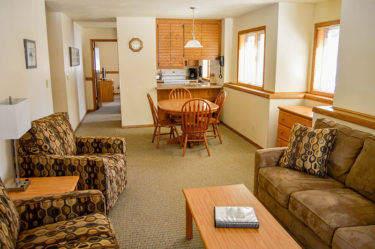 Landing Resort Navigator Suite Door County Lodging